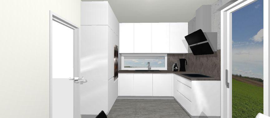 Návrhy koupelny a kuchyně - Obrázek č. 1