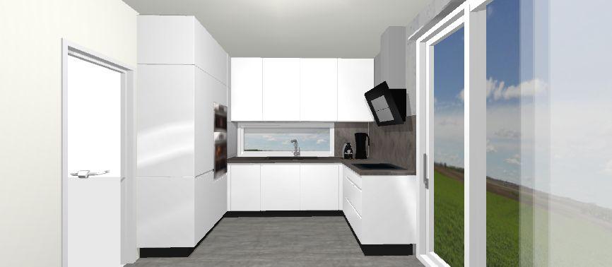 Návrhy koupelny a kuchyně - Obrázek č. 3