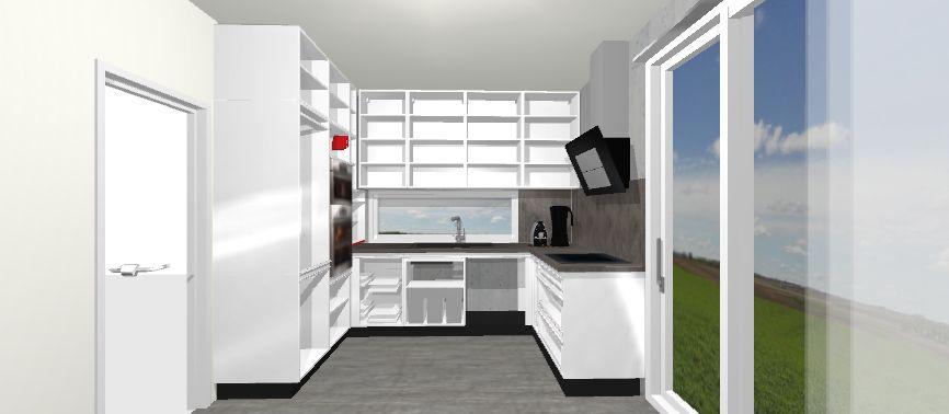 Návrhy koupelny a kuchyně - Obrázek č. 4