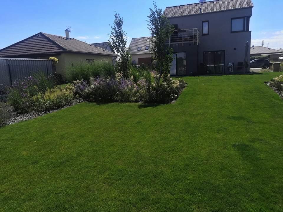 Zahrada po roce - Obrázek č. 9