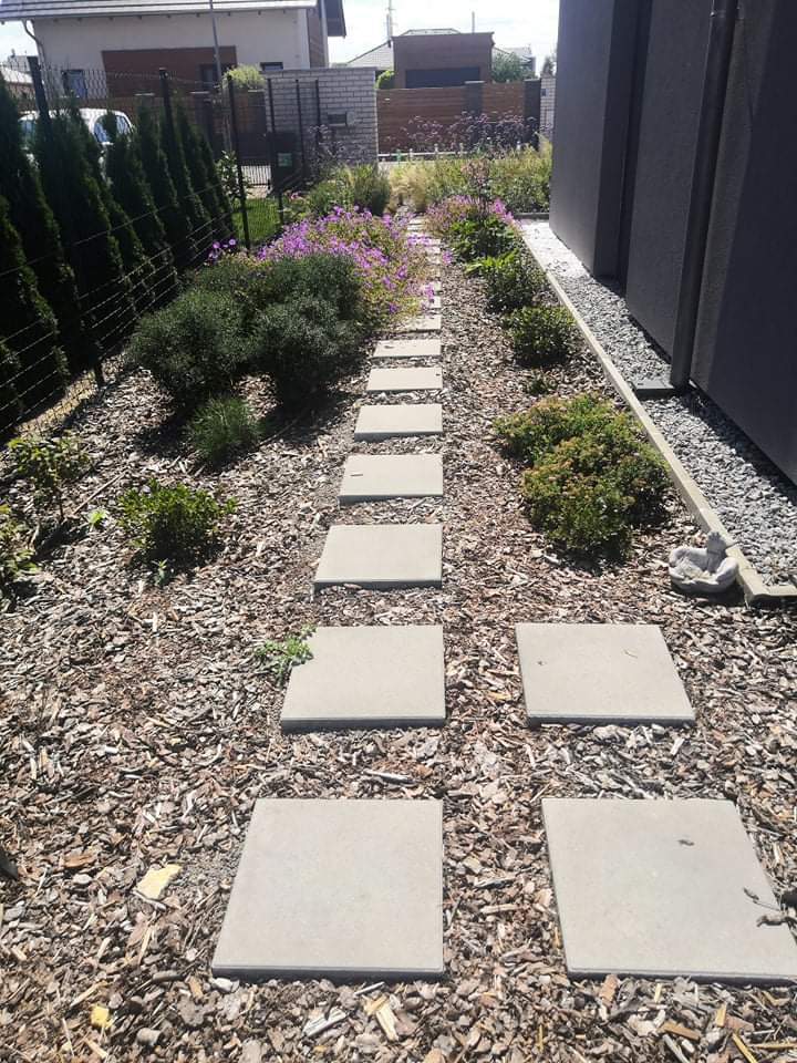 Zahrada po roce - Obrázek č. 10