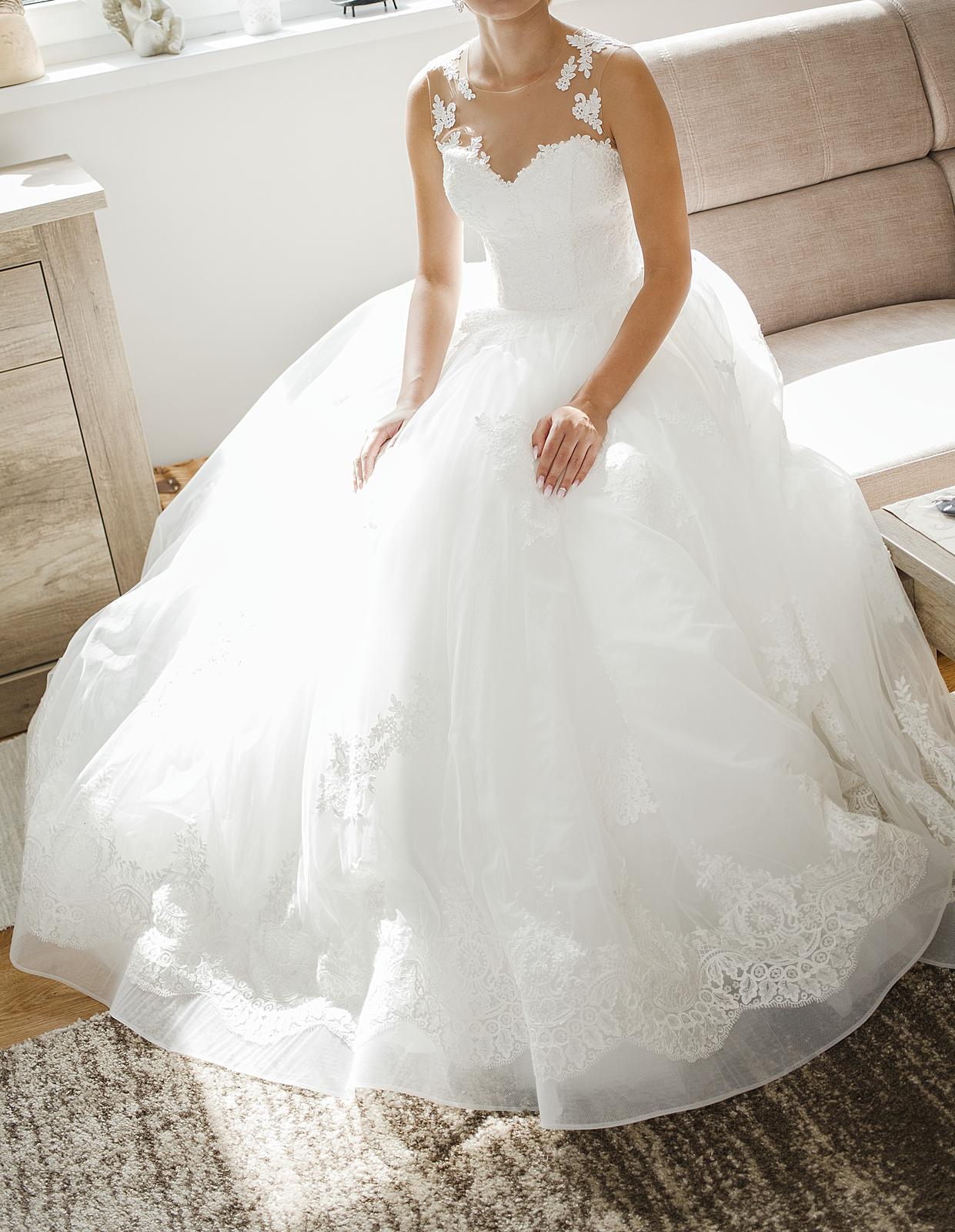 Svadobné šaty Ariamo Bridal Debora - Obrázok č. 1