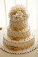 Takový budeme mít svatební dort