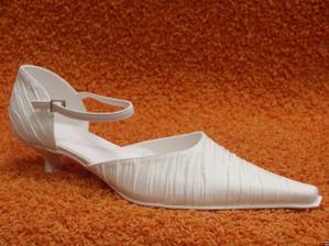 Svatební botky, které jsem si objednala :-)