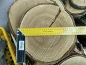 Dřevěné kulatiny přírodní.,