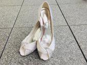 Svatební obuv pro nevěstu. , 39