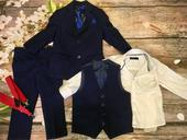 Chlapecky oblek vel 86, 86