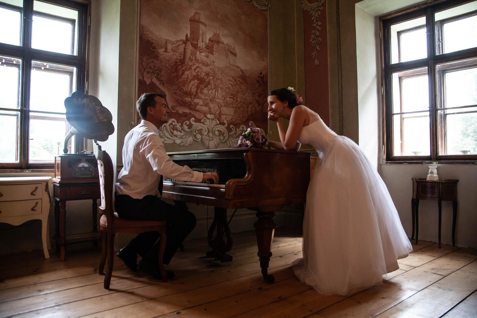 Rád Vaši svatbu nafotím.... - Obrázek č. 3