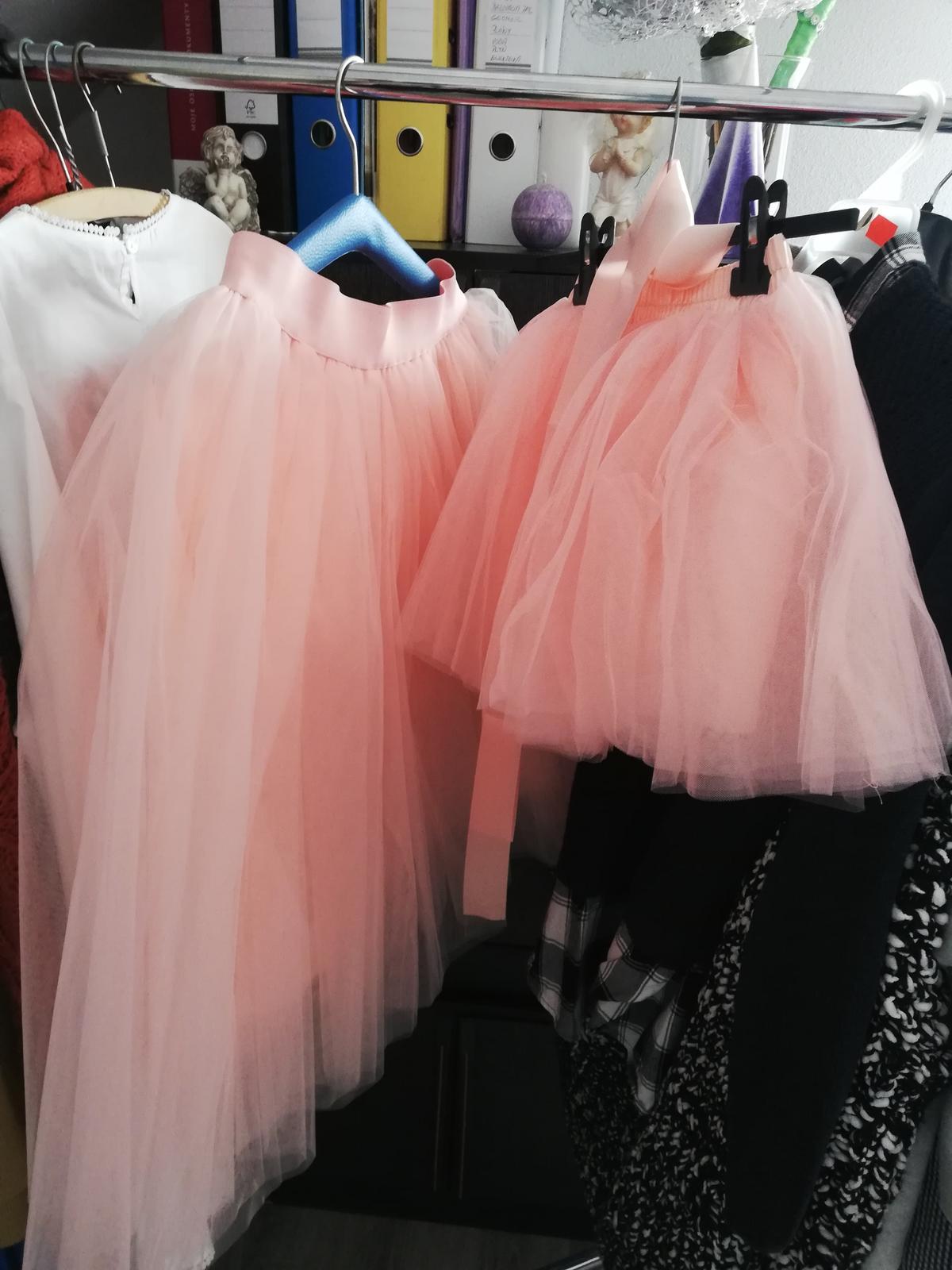 Príprava na náš VELKÝ DEŇ - Sukničky pre družičky malé aj veľké 😍