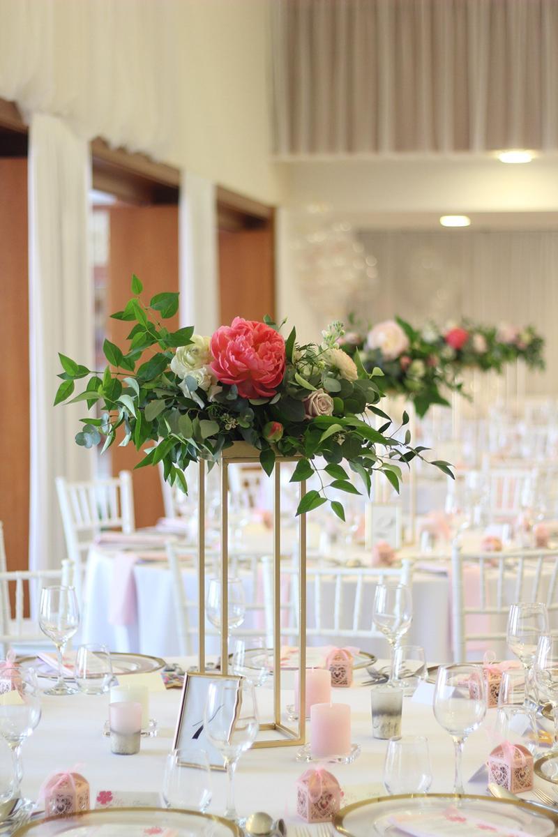 Ak snívate o svadbe v ružovom... :) - Obrázok č. 9