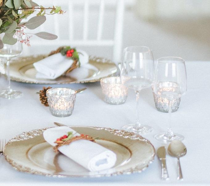 Strieborné svietniky na čajové sviečky - Obrázok č. 2