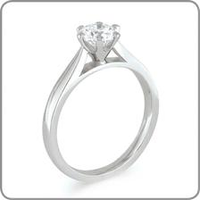 muj engagement ring :)