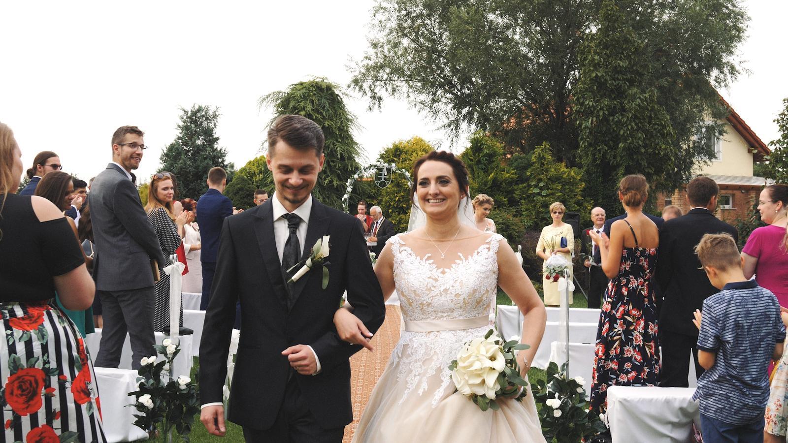 Svadba Matúša a Vierky - Obrázok č. 3