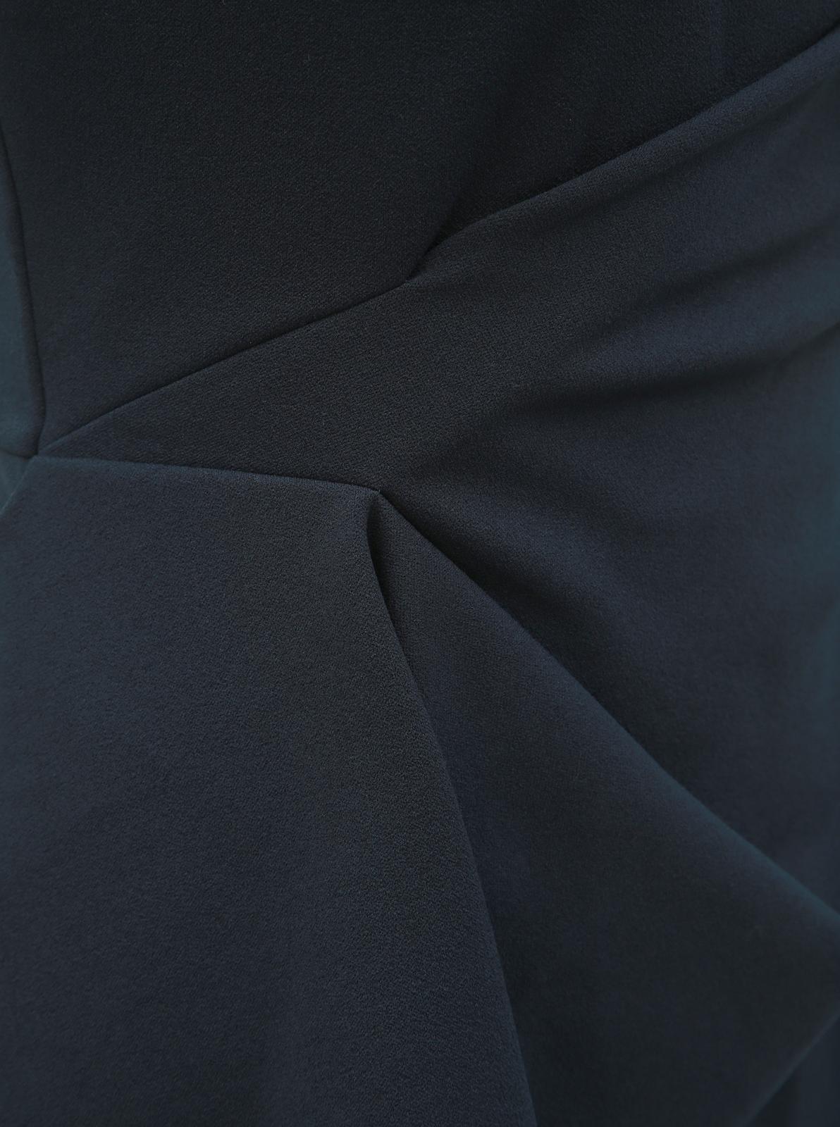 Tmavo modré puzdrové šaty Dorothy Perkins - 36 - Obrázok č. 3