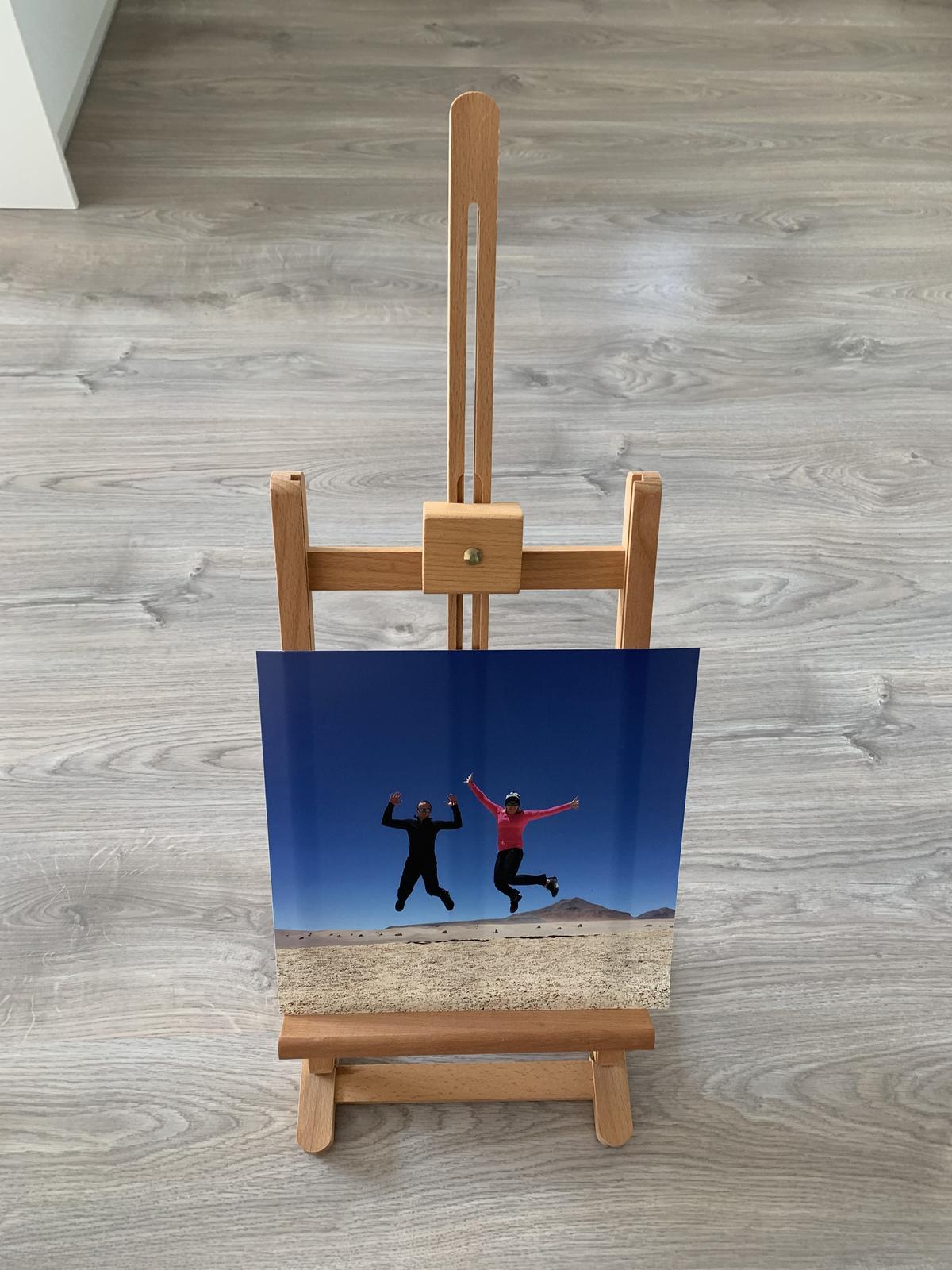 Dreveny malirsky stojan - Obrázek č. 2