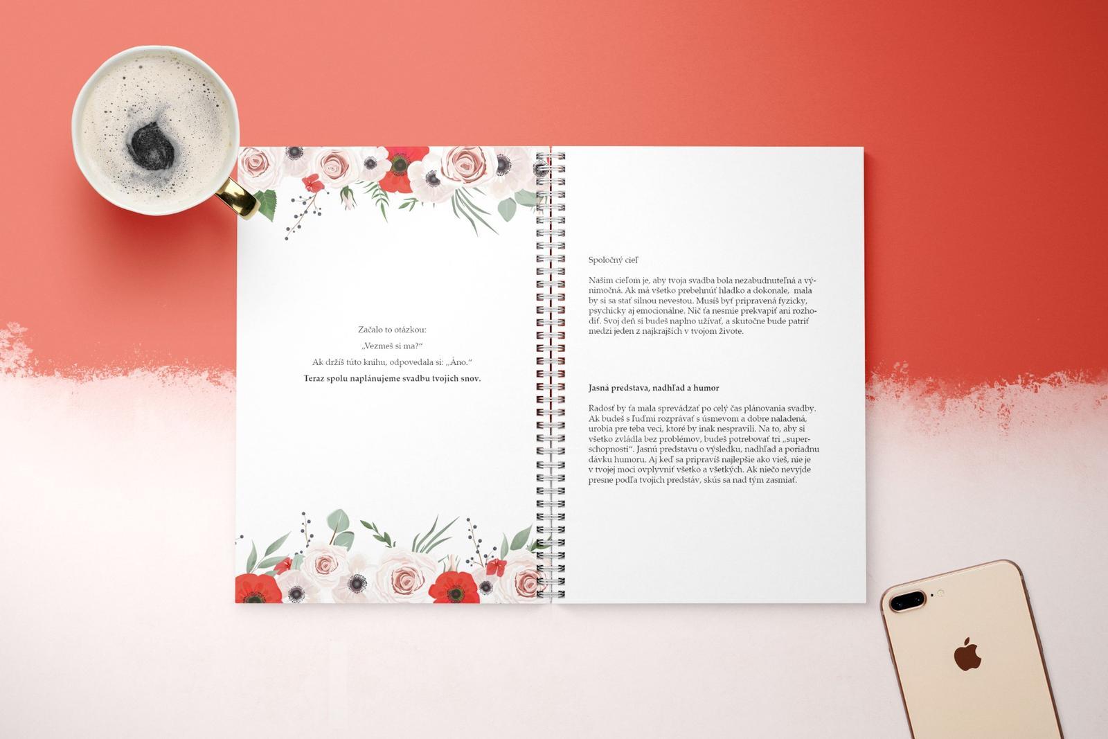 Ovládni so mnou Umenie svadby - Obrázok č. 1