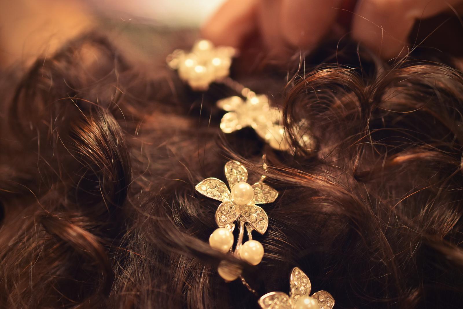 ozdoba do vlasů - Obrázek č. 1