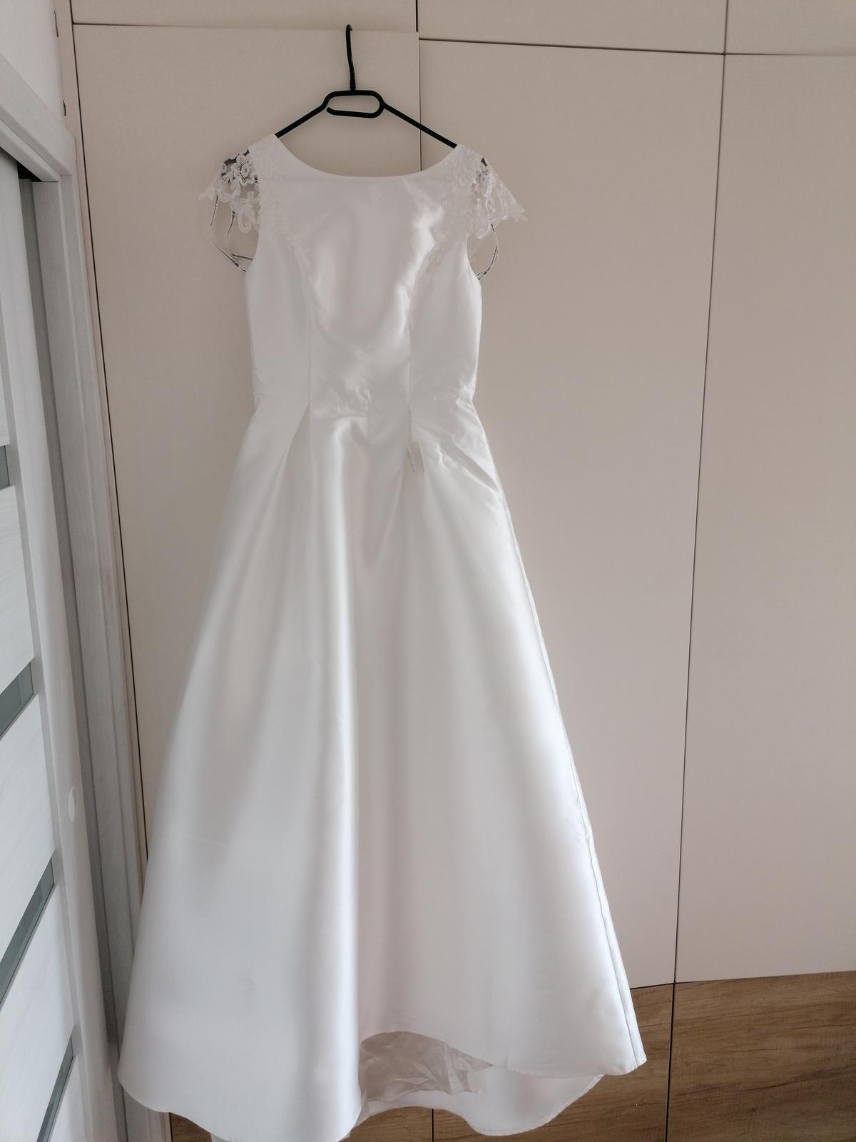 Nové svadobné šaty - Obrázok č. 1