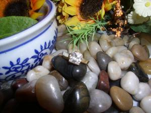 Krásny prsteň, moje pokusy :o)