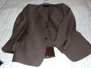 Richardov oblek, kúpený v Poľsku