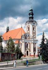 Kostel...sv. Alžběty
