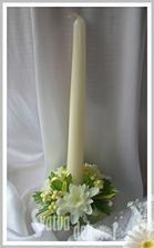 akorát se zelenou svíčkou