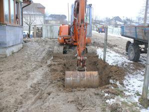 30.12.2009 takto sme kopali žumpu