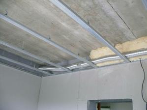 zateplujeme stropy:-)