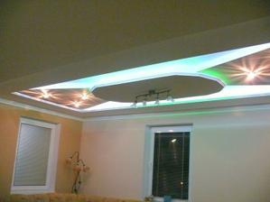 manželov výtvor- strop v obývačke:-)))