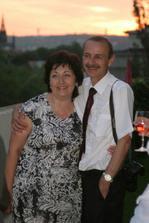 maminka a tatínek