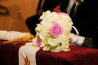 ešte raz svadobná kytička