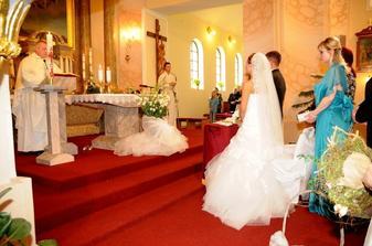 výzdoba oltára