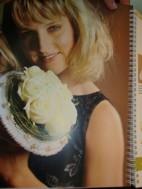 A moje svatebni kyticka:-)
