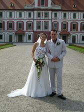 zatím pouze amatérské foto ze zámku v Mnichově Hradišti