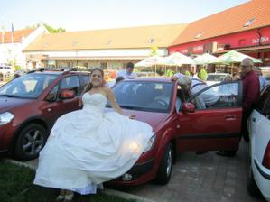 Svatební dar od tatínka... :-) Přítel je neskutečně zamilovaný! :-D