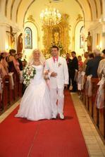 Novomanželé Markovi :-)