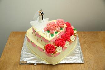 Svatební dort :-)))