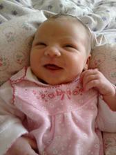 Náš miláček :-) 5 dní po porodu :-)))