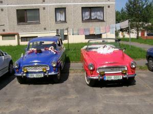 Naše autí