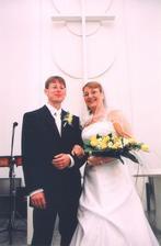 Novomanželé Šmudlovi