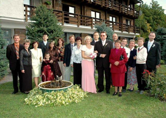 Beatrix{{_AND_}}Rudolf - takmer sme zabudli na svadobných hostí