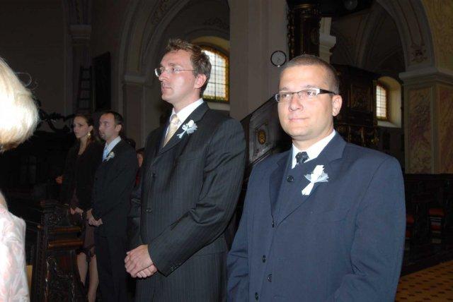 Beatrix{{_AND_}}Rudolf - a prišli aj svedkovia Marcel a Martin