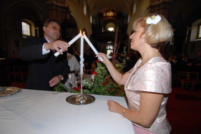 Beatrix{{_AND_}}Rudolf - dve sviečky sa spoja do jednej tak ako vy