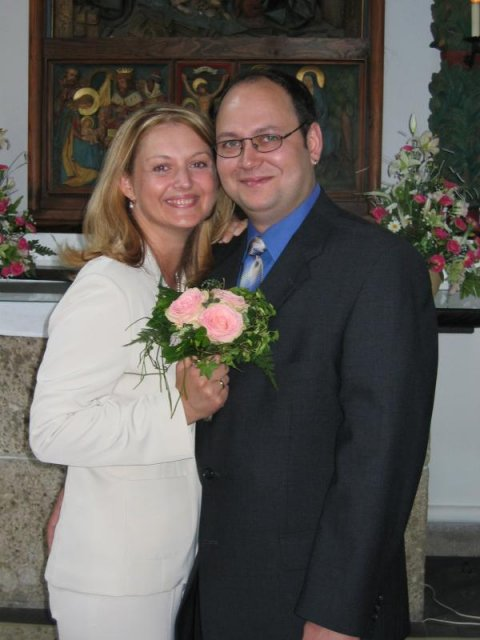Martha{{_AND_}}Gerhard - tyzden pred cirkevnym sobasom bol sobas civilny
