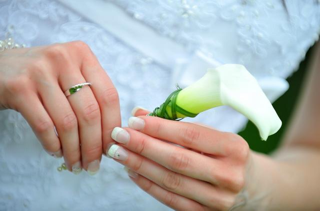Svadba nebeská - pierko