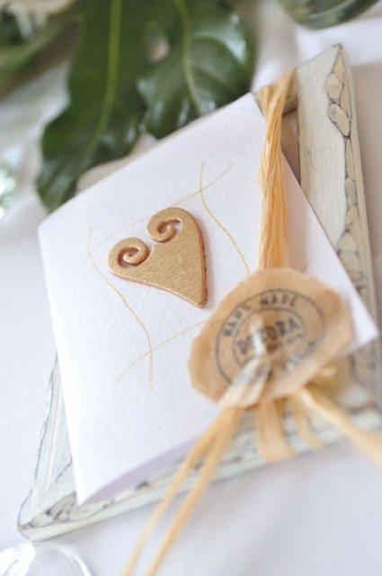 Svadba nebeská - a darček od p. dekoratérky, hrozné milé žieňa