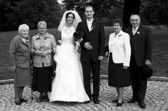 S babičkami a dědečkem
