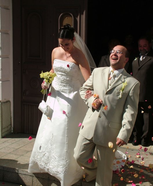 Andrea{{_AND_}}Cyril - JUST MARRIED :)))))