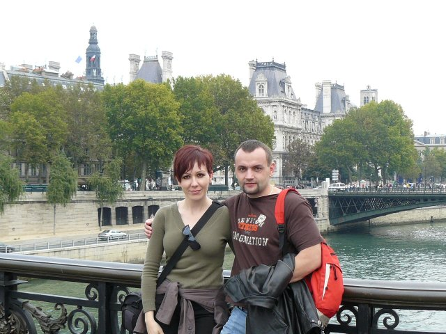 Veronika{{_AND_}}Martin - PARIZ - svadobna cesta