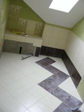 špinavá kúpeľňa bez sanity